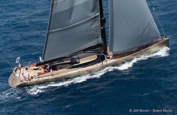 Image for article St Barths Bucket debuts the Corinthian Spirit Class