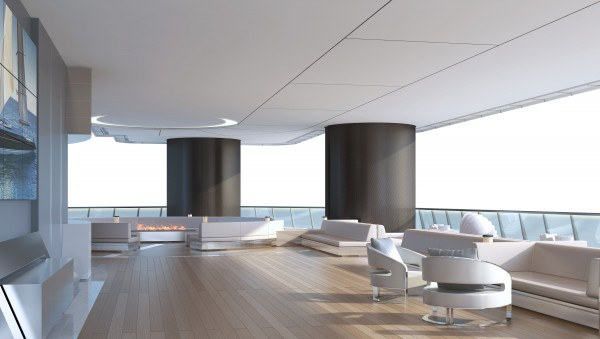 Image for article Vitruvius Yachts brings superyacht design to a residential project