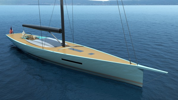 Image for article Philippe Briand unveils new 30m concept 'Egoist'