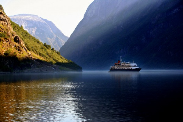 Image for article Norway focuses in on superyachts