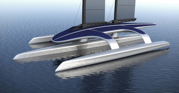 Image for article Autonomous yachts: the next step?