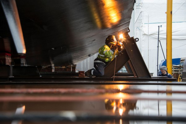 Image for article Burgess Marine wins 50m refit contract