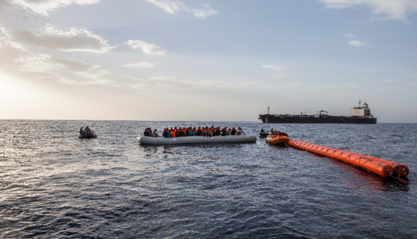 Image for article Guidance for search and rescue in the Med