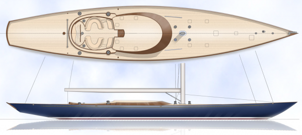 Image for article Spirit yachts receives new order for 34m yacht