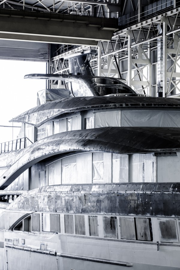 Image for article Turquoise 77m enters next stage of construction