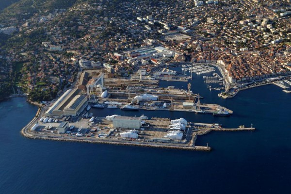 Image for article Blohm+Voss La Ciotat to be officially inaugurated