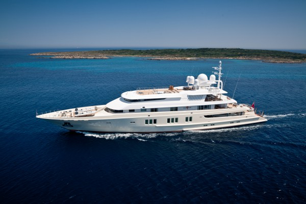 Image for article 72m 'Coral Ocean' listed for sale