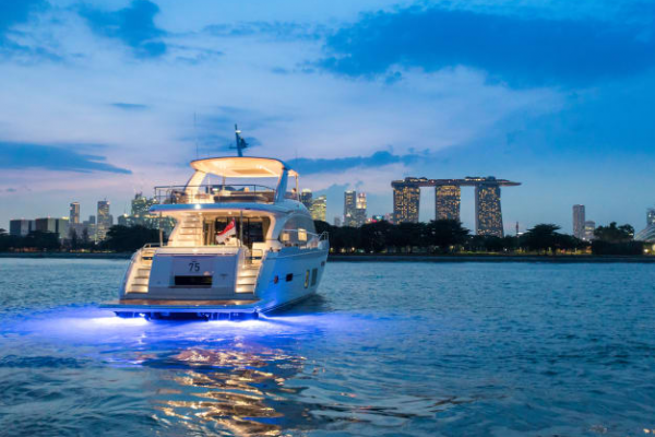 Image for article Princess launches yacht-sharing programme