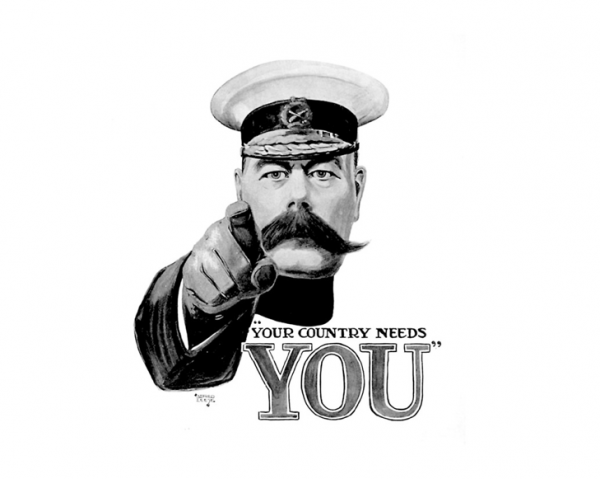 Image for article We need you!
