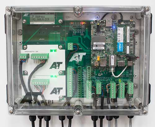 Image for article A+T Instruments launches ATP1 Processor