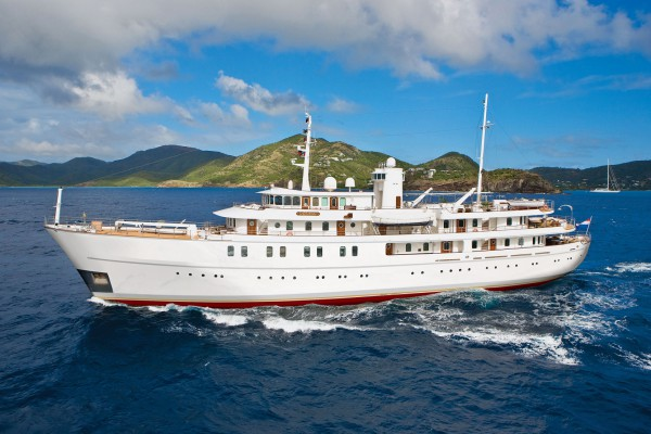 Image for article Owner Jan Verkerk discusses new-look M/Y Sherakhan