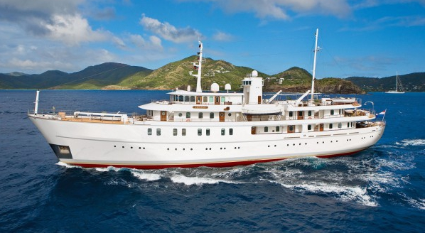 Owner Jan Verkerk discusses new-look M/Y Sherakhan - SuperyachtNews