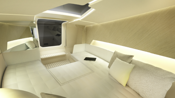 Image for article Iguana Yachts introduces new 'Commuter' model