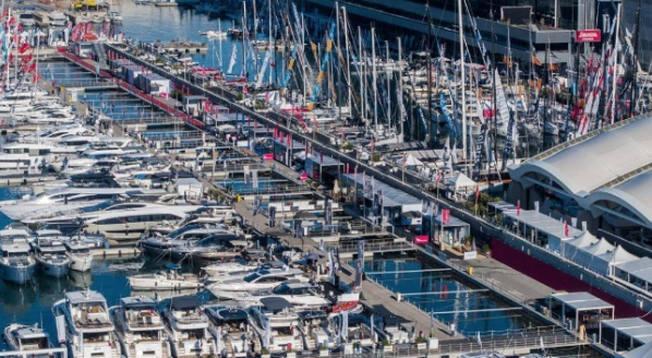 Image forGenoa International Boat Show review
