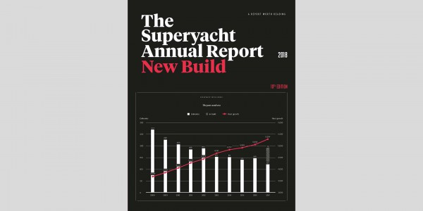 Image for article The Superyacht Annual Report 2018: New Build