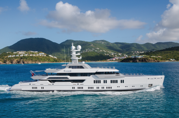 Image for article Lürssen is not just a 100m+ superyacht builder