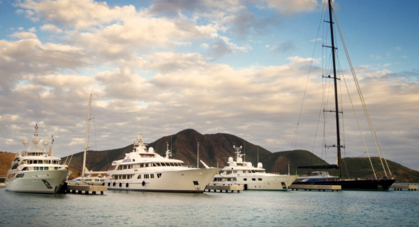 Image for article St. Kitts and Nevis supports yachting development