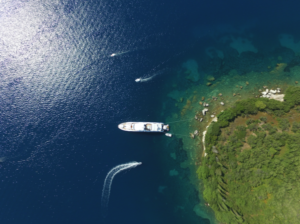 Image for article M/Y Awatea's bright future