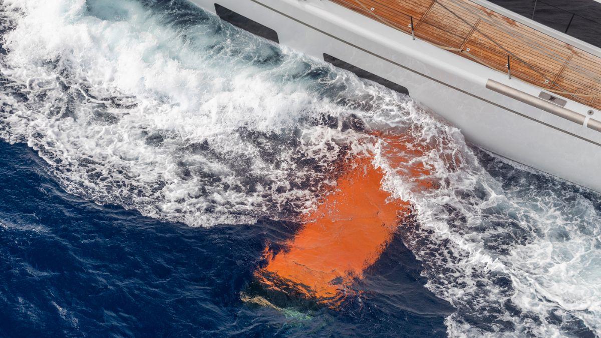 Baltic 142 Canova: repousser les limites de la voile