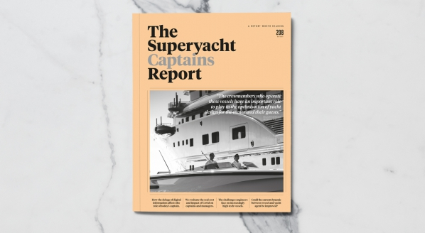 Image for The Superyacht Captains Report