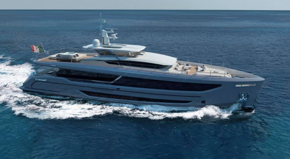 Image for Vittoria Yachts presents Veloce 32 RPH