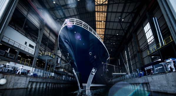 Image for Amels unveils Here Comes The Sun refit