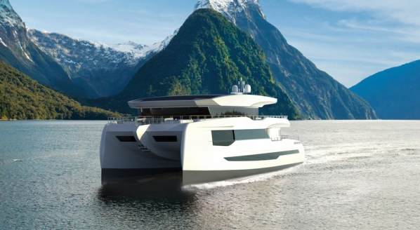 Image for SILENT-YACHTS sells first unit of its new flagship - the SILENT 100 Explorer