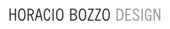 Horacio Bozzo Design