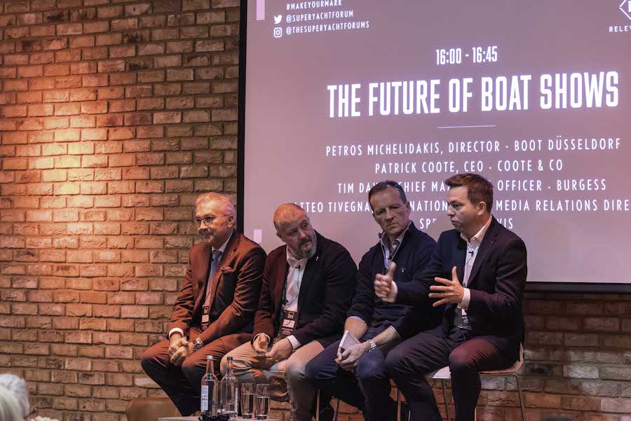 The Superyacht Marketing Forum 2019