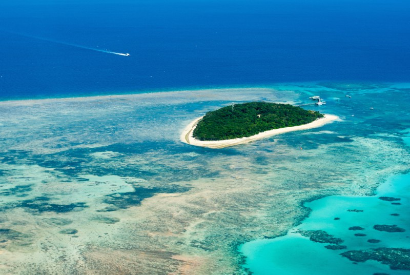 Great Barrier Reef - Superyacht destination