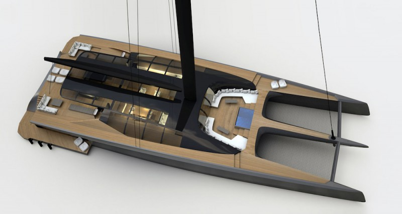 BlackCat superyacht