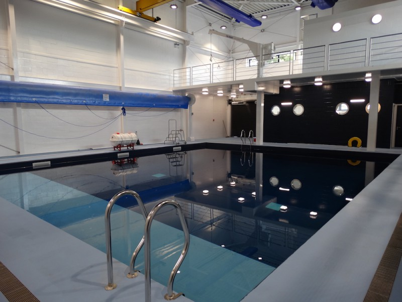 Maritime Skills Academy - Swimming Pool