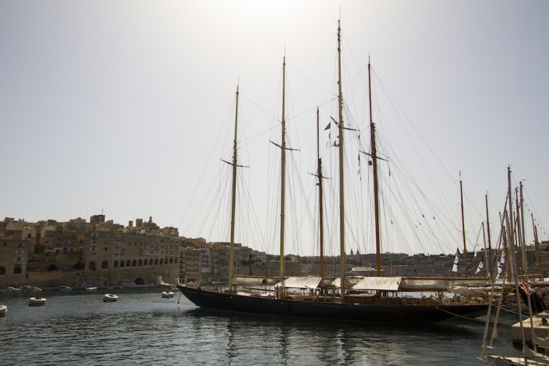 Image for article Your favourite: Grand Harbour Marina, Malta