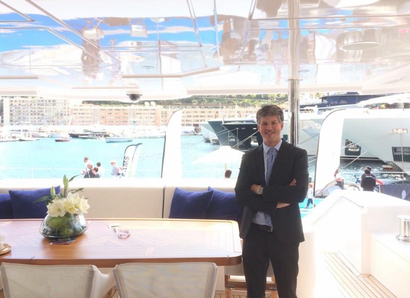 Erwin Bamps CEO Gulf Craft