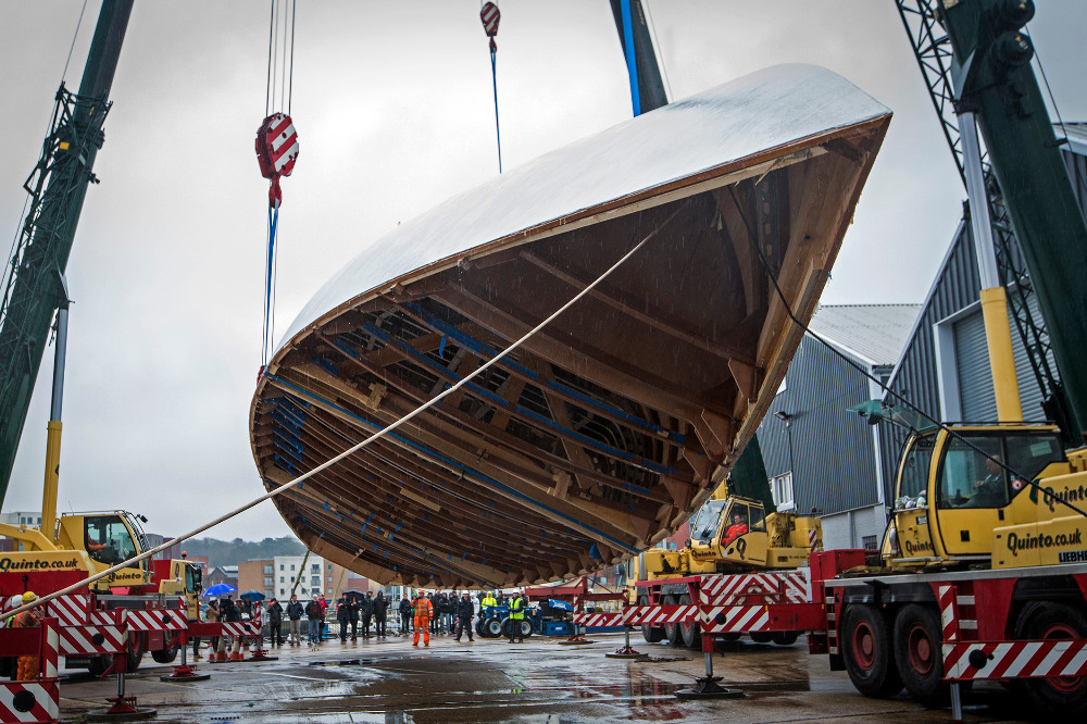 Image for article A pivotal moment for Spirit Yachts