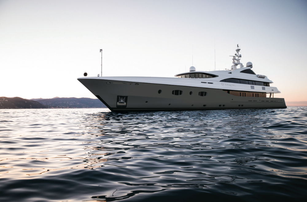 Image for article M/Y 'Turquoise' sold