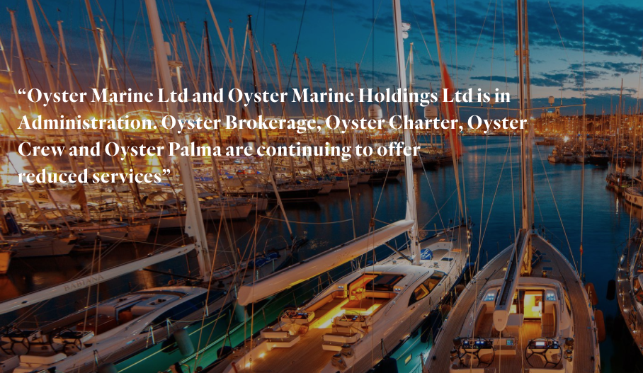 Image for article Owner of 'Polina Star III' has his say on Oyster administration