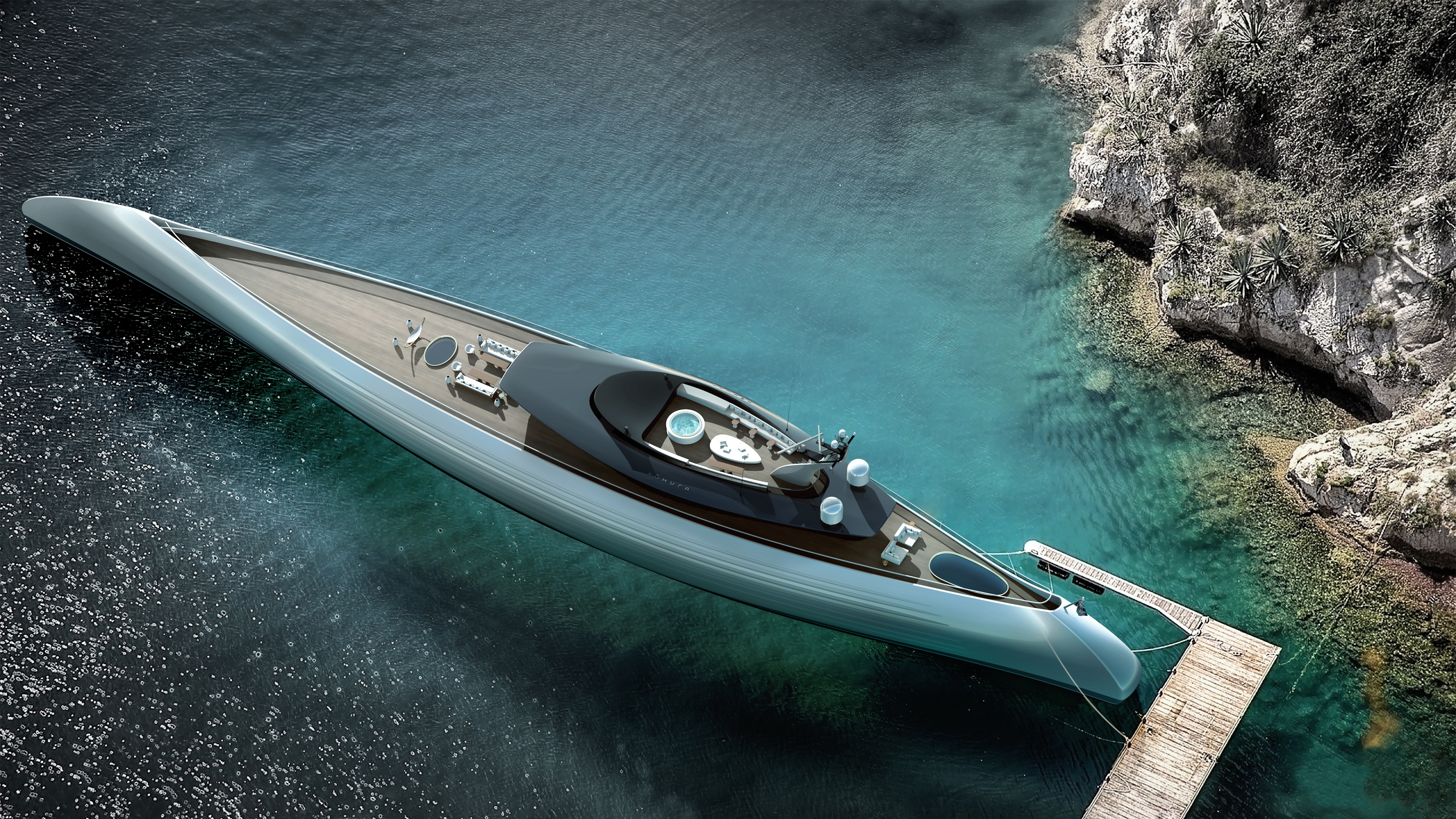 Image for article Oceanco unveils new superyacht design
