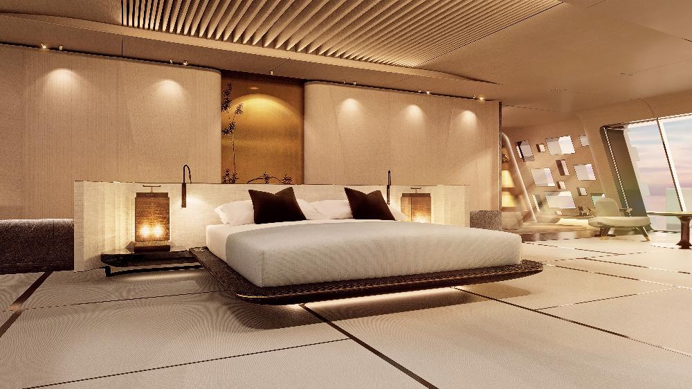 Image for article Oceanco unveils new superyacht design