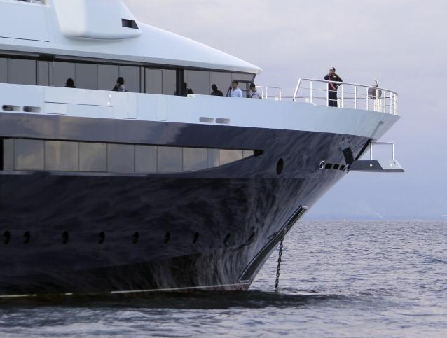 Image for article M/Y 'Equanimity' seized in Bali