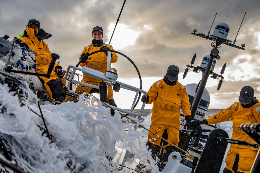 Image for article From superyachts to the Volvo Ocean Race