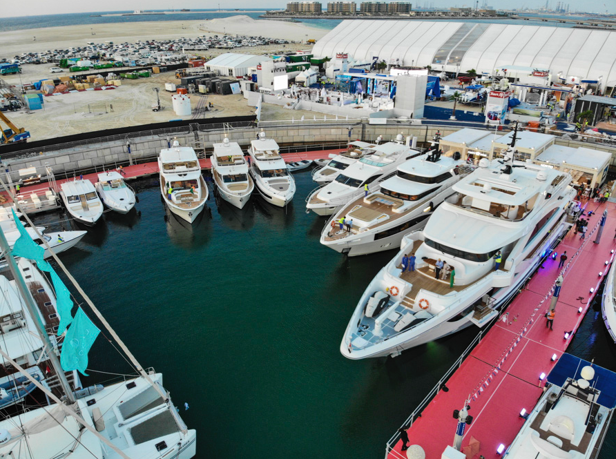 Image for article Gulf Craft announces five yacht sales at DIBS 2018