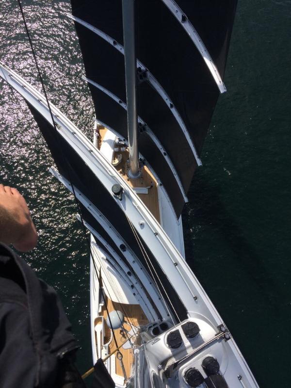 SuperyachtNews com - Fleet - S/Y 'Black Pearl' delivered