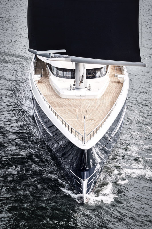 SuperyachtNews com - Fleet - S/Y 'Black Pearl' delivered