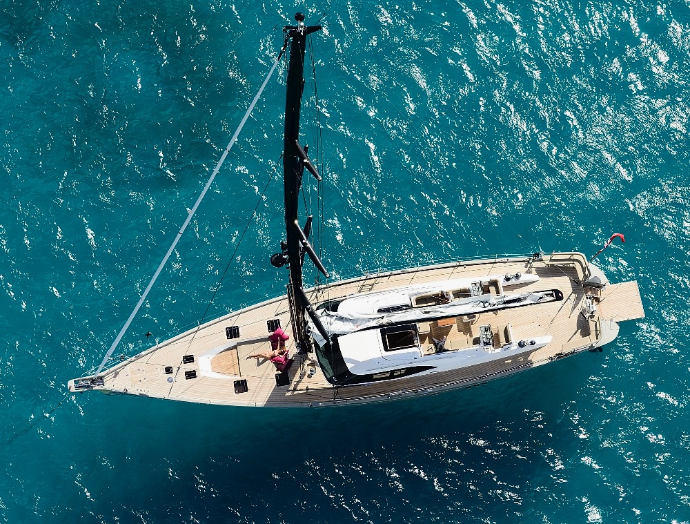 Image for article Tech entrepreneur Richard Hadida acquires Oyster Yachts