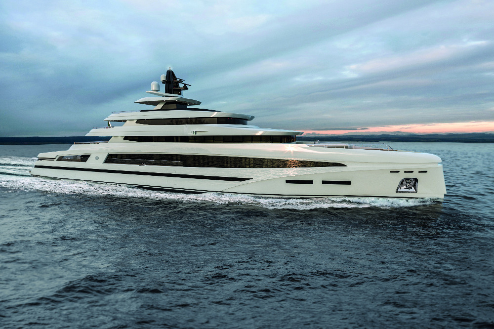Image for article Rosetti Superyachts unveils two new concepts