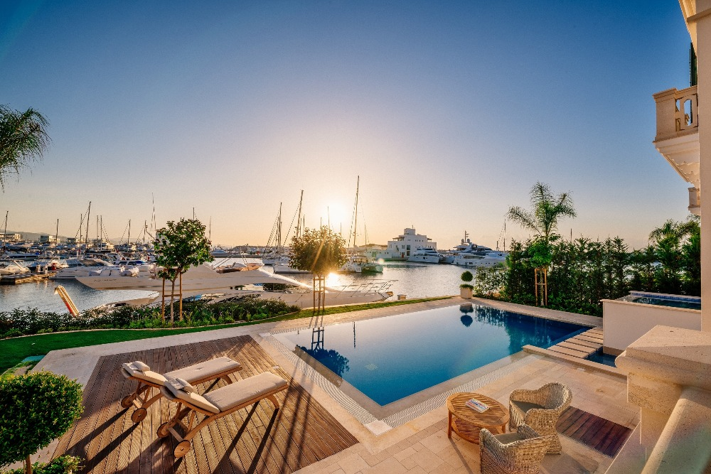 Image for article Limassol Marina reports burgeoning property sales and superyacht activity
