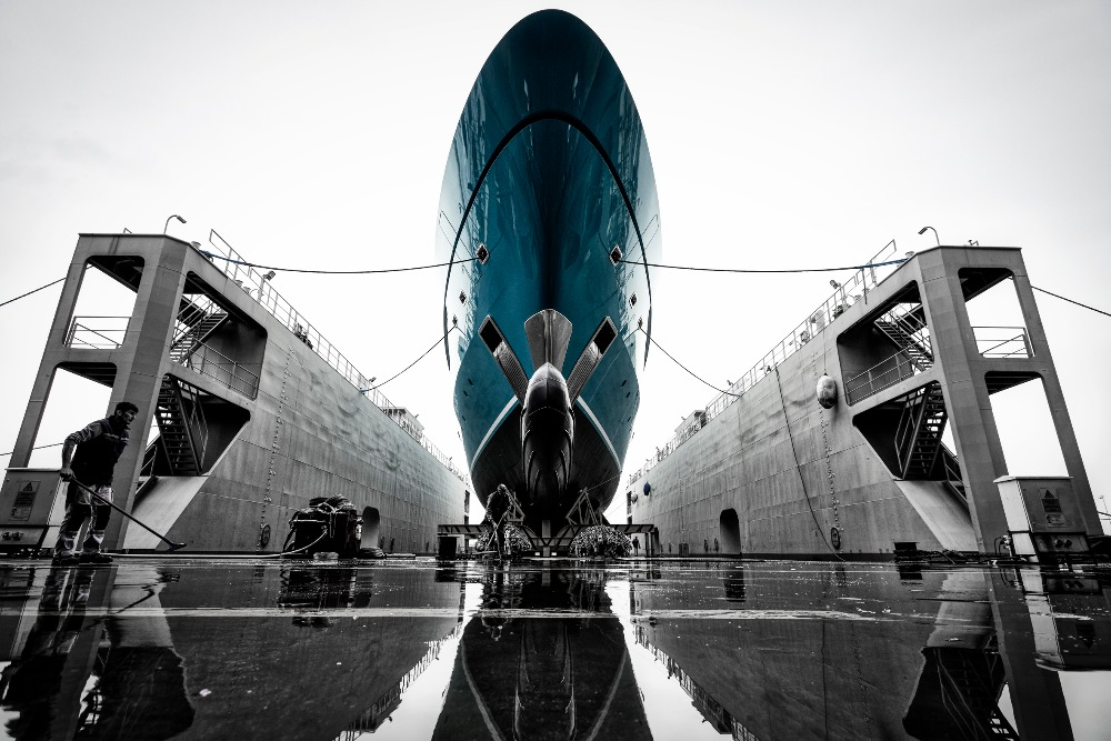 Image for article A closer look at 77m M/Y 'Go'