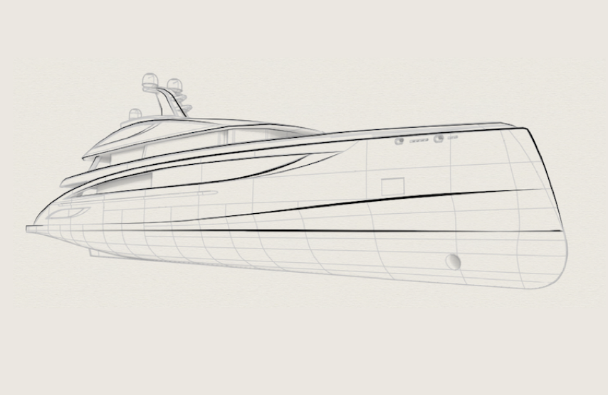 Image for article Nobiskrug signs 77m superyacht project