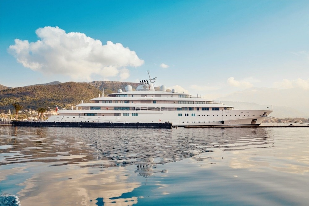 Image for article Reader response: 'The operational implications for passenger yachts'